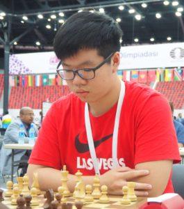 Ieong Seok Hin from Macau