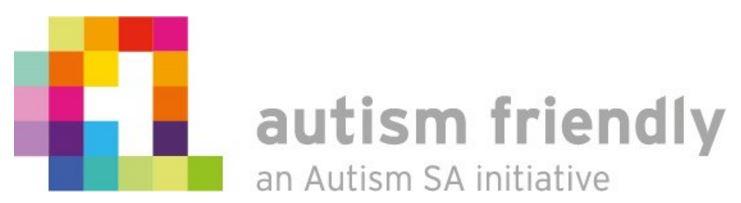 autism friendly image