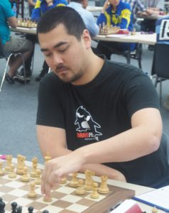 GM Alexandr Fier on board 1 for Brazil