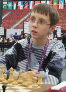 IM Anton Smirnov from Australia
